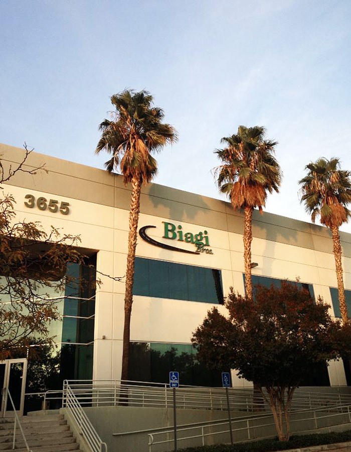 Biagi Bros Building