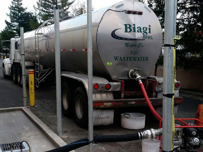 Biagi Bulk Liquid Transfer